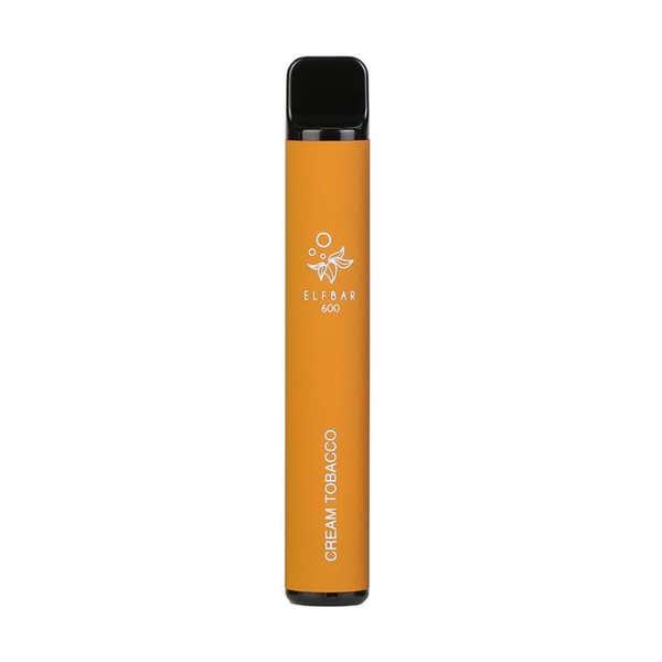 Cream Tobacco Disposable by Elf Bar