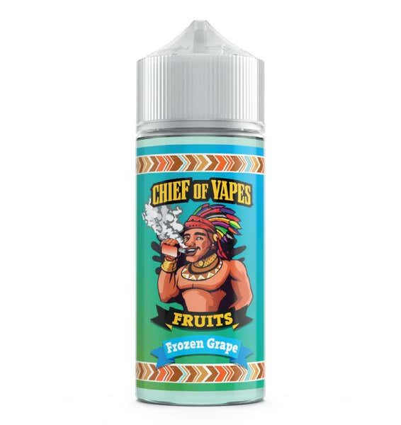 Frozen Grape Shortfill by Chief Of Vapes
