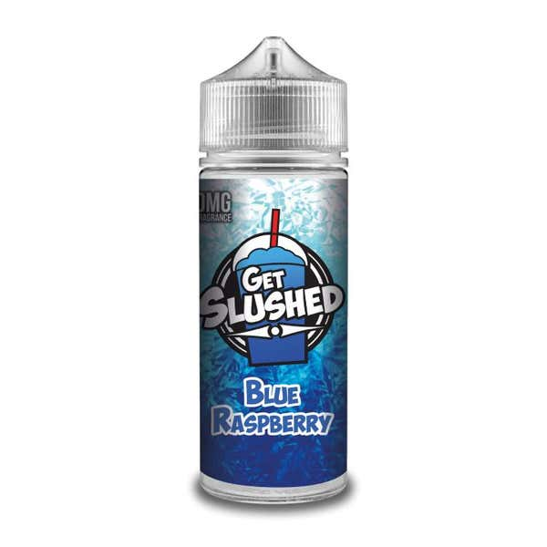 Slushed Blue Raspberry Shortfill by Get