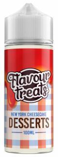 Flavour Treats New York Cheesecake Shortfill