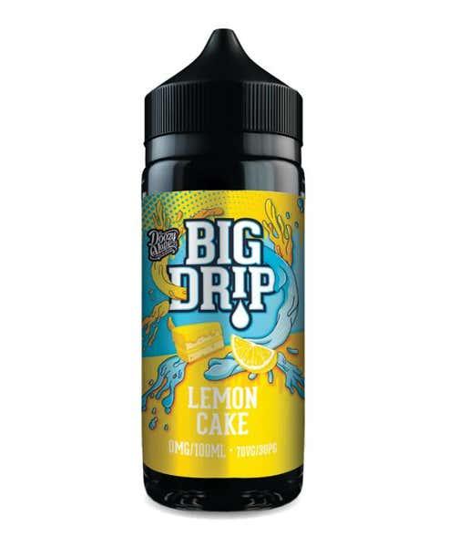 Lemon Cake Shortfill by Big Drip