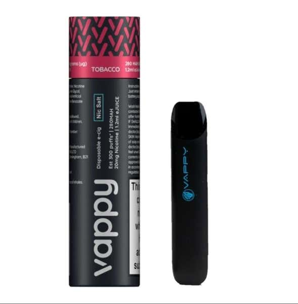 Tobacco Disposable by Vappy