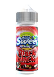 Keep It Sweet Sweet Black Jack Shortfill