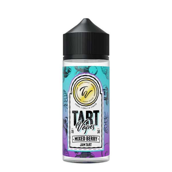 Mixed Berry Tart Shortfill by Tart Vapes