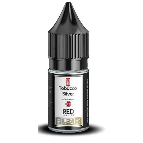 Tobacco Silver Regular 10ml by RED