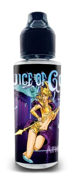 Athena Devon Custard Shortfill by Juice Of Gods