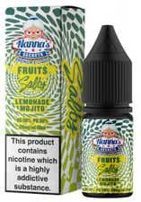 Lemonade Mojito Nicotine Salt by Nannas Secrets