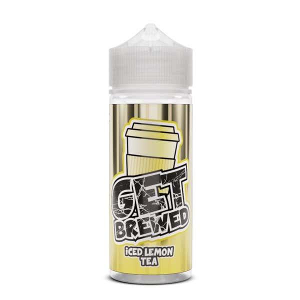 Iced Lemon Tea Shortfill by Get