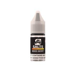 V4POUR Mixed Berry Nicotine Salt