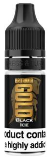 Britannia Gold Black Ice Regular 10ml