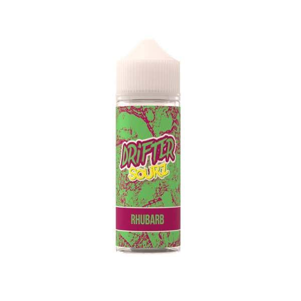 Sour Rhubarb Shortfill by Drifter