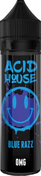 Blue Razz Shortfill by Acid House