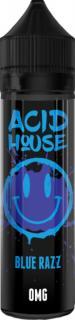 Acid House Blue Razz Shortfill