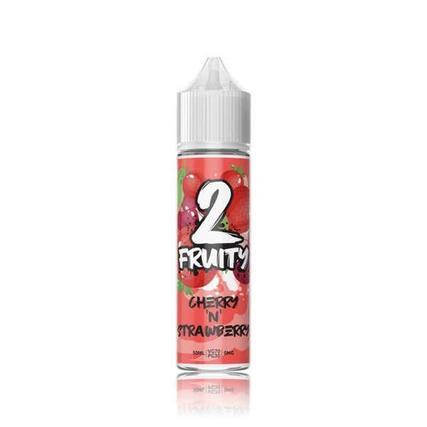 Cherry N Strawberry Shortfill by 2 Fruity