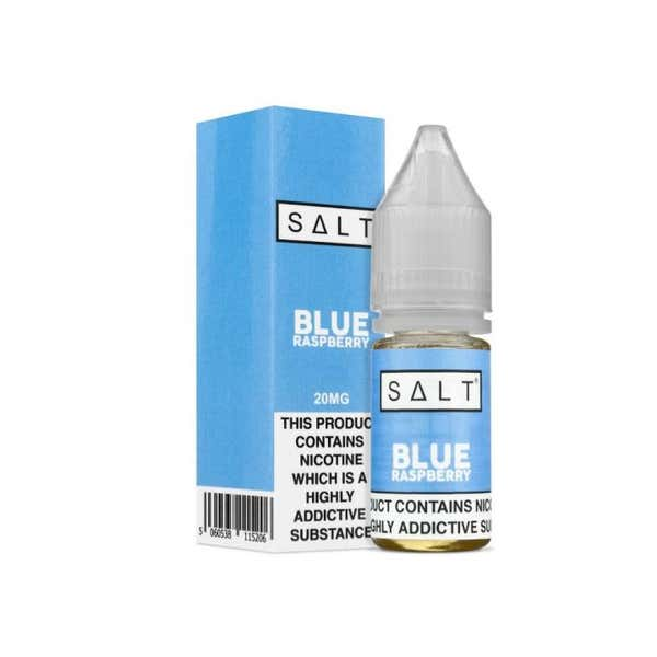 Blue Raspberry Nicotine Salt by SALT