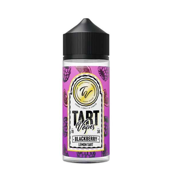 Blackberry Lemon Tart Shortfill by Tart Vapes