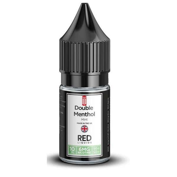 Double Menthol Regular 10ml by RED