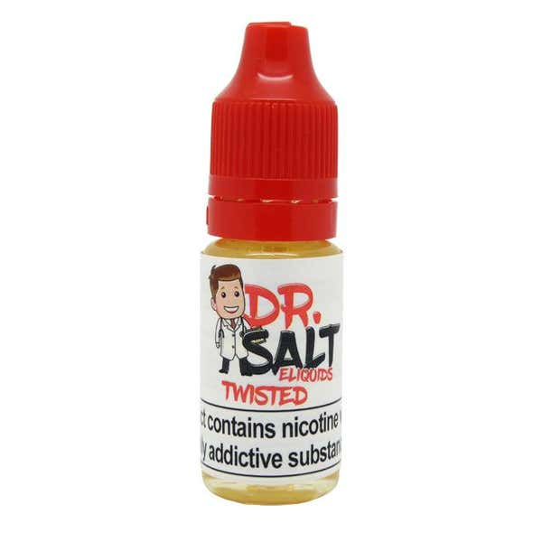 Twisted Nicotine Salt by Dr Salt