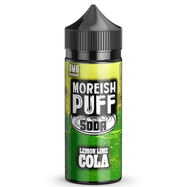 Lemon Lime Cola Shortfill by Moreish Puff