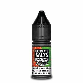Ultimate Puff Candy Drops Strawberry Melon Nicotine Salt