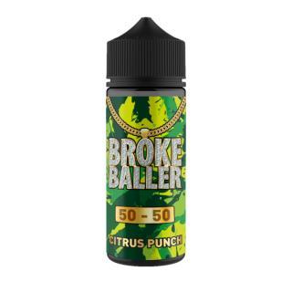 Broke Baller Citrus Punch Shortfill