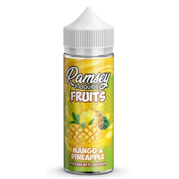 Mango & Pineapple Shortfill by Ramsey