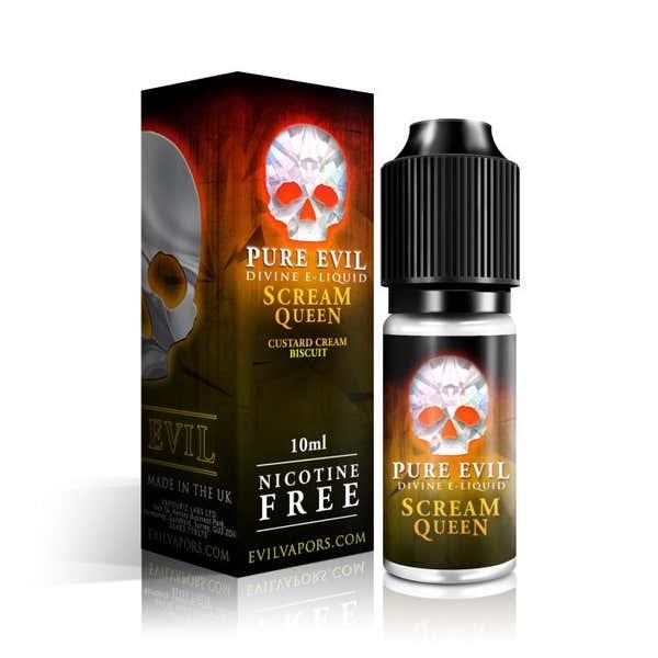 Scream Queen Regular 10ml by Pure Evil