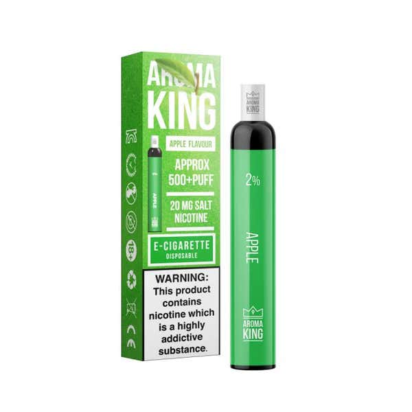 Apple Disposable by Aroma King