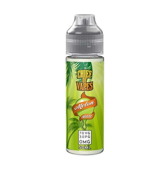 Melon Blitz Shortfill by Chief Of Vapes