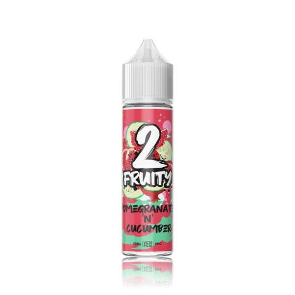 Pomegranate N Cucumber Shortfill by 2 Fruity