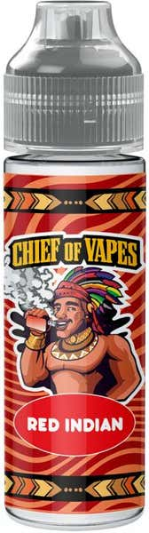 Red Indian Shortfill by Chief Of Vapes