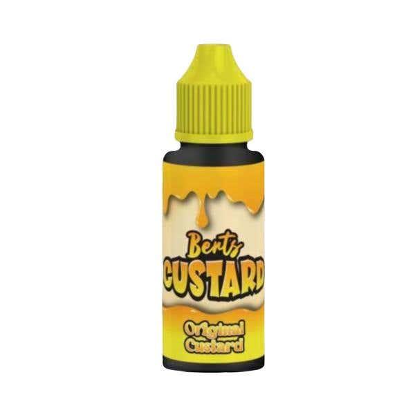 Original Custard Shortfill by Berts Custard