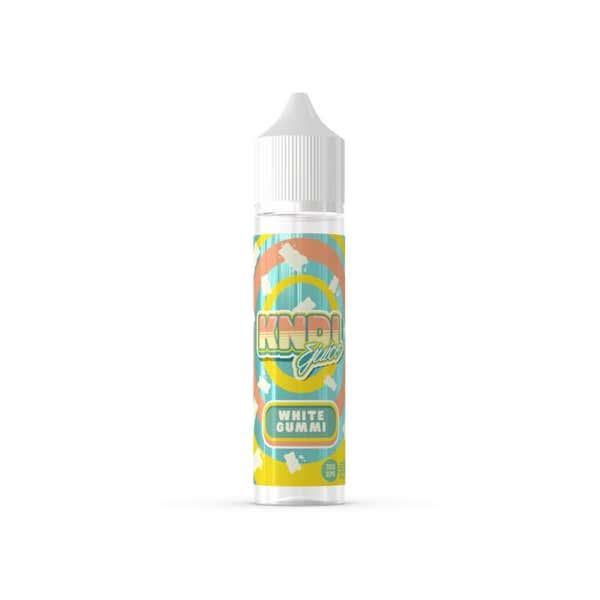 White Gummi Shortfill by KNDI