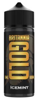 Britannia Gold Ice Mint Shortfill