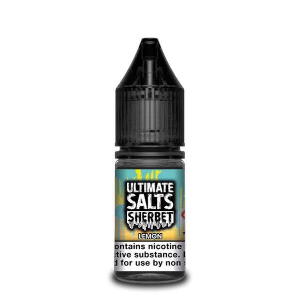 Sherbet Lemon Nicotine Salt by Ultimate Puff