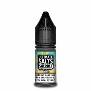 Ultimate Puff Sherbet Lemon Nicotine Salt