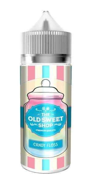 Candy Floss Shortfill by The Old Sweet Shop