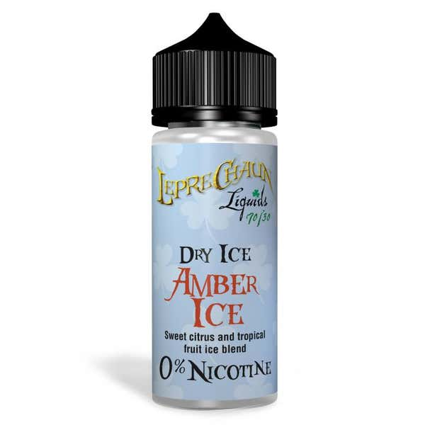 Amber Ice Shortfill by Leprechaun
