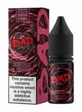 Raspberry Ripple Nicotine Salt by BAD Juice