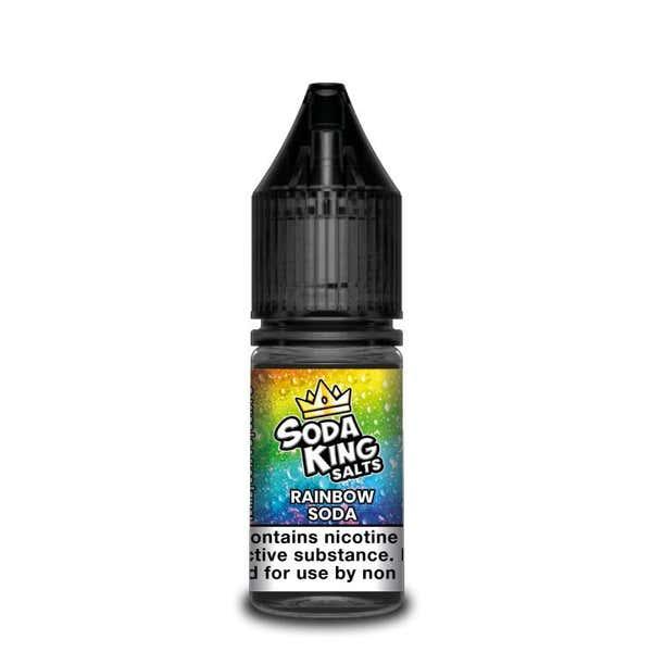 Rainbow Soda Nicotine Salt by Soda King