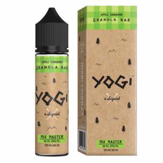 YOGI Apple Cinnamon Granola Bar Shortfill
