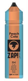 Zap! Peach Cola Shortfill