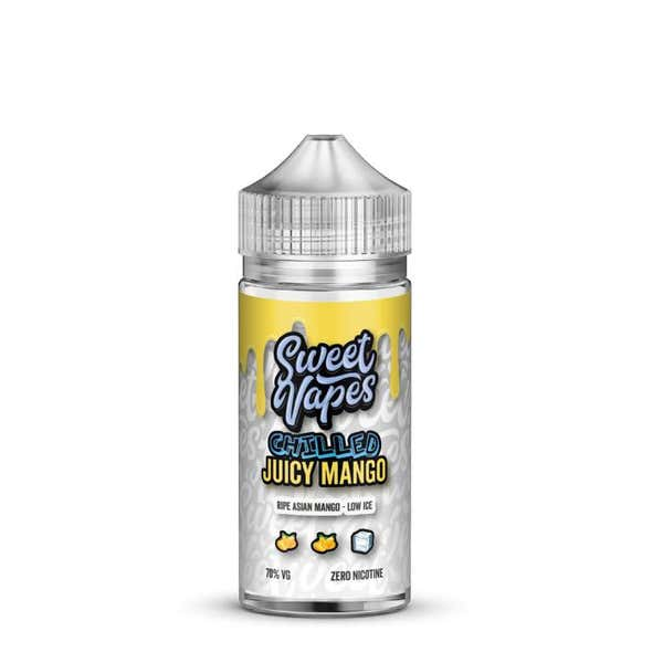 Chilled Juicy Mango Shortfill by Sweet Vapes