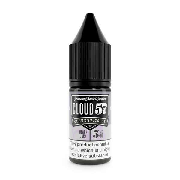 Black Jack Regular 10ml by Cloud 57