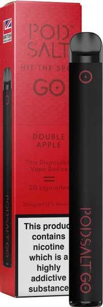 Double Apple Disposable by Pod Salt