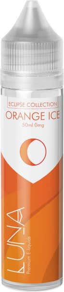 Orange Ice Shortfill by Luna