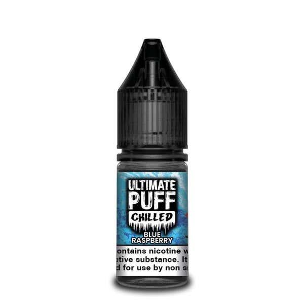 Blue Raspberry Regular 10ml by Ultimate Puff