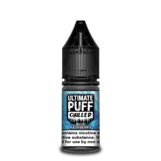 Ultimate Puff Blue Raspberry Regular 10ml