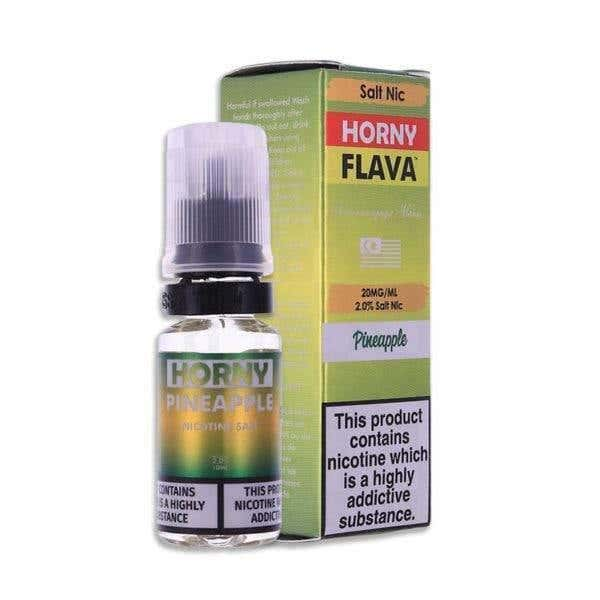 Pineapple Nicotine Salt by Horny Flava