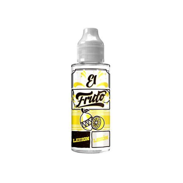 Lemon Shortfill by El Fruto